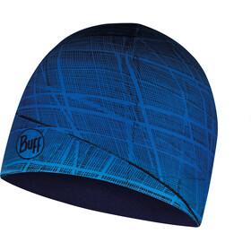 Buff Microfiber & Polar Hat tow blue